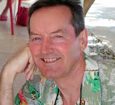 Larry Habegger