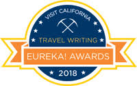 Eureka! Travel Writing Awards 2018