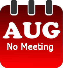 August - No Meeting
