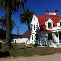 Gulf of Farallones Visitors Center, Crissy Field